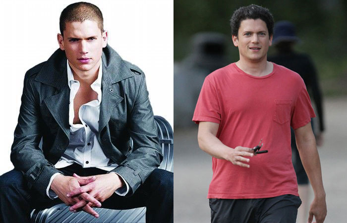Body Shaming Boys: Wentworth Miller